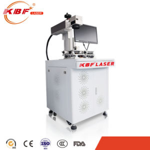 20W Table Metal Fiber Laser Engraver for Sale pictures & photos