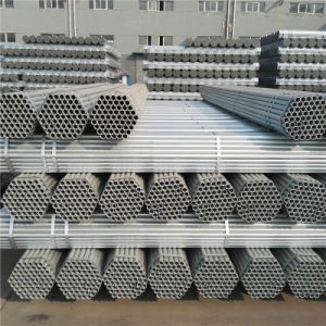 China ASTM A53 A500 Gr  B Schedule 40 Galvanized Steel Pipe - China