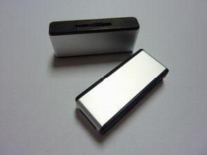 Plastic USB Flash Drive (OM-P304) pictures & photos