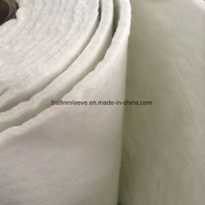 High Temperature Blanket Insulation E-Glass Fiberglass Needle Felt Mat pictures & photos