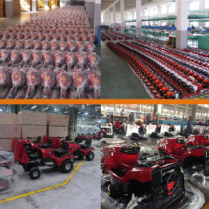 7.0 HP Diesel Tiller China pictures & photos