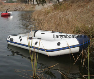 Liya 2.0-3.6m Rubber Inflatable Dinghy Boat Manufacturers pictures & photos