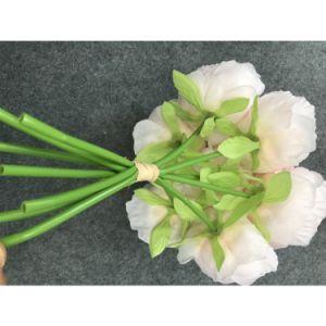 Silk Artificial Flower Gladiolus For Wedding Car Home Decoration Peony