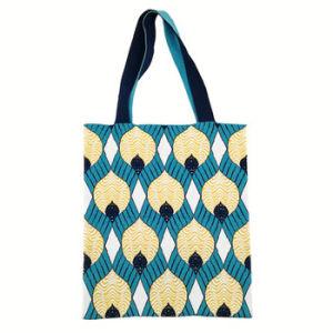 Whole Fashion Custom Knitted Crochet Lady Tote Bag