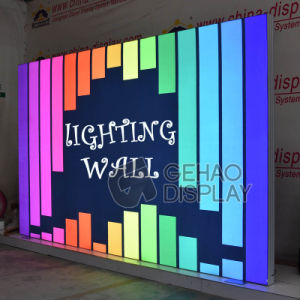 Wholesale Expo Fabric Graphic Tension LED Light Box for Exhibition