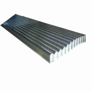 China Corrugated Gl Roof Tile Water Wave Galvalume Steel