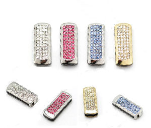 Mini Jewellery USB Flash Drive for Promotional Gift pictures & photos