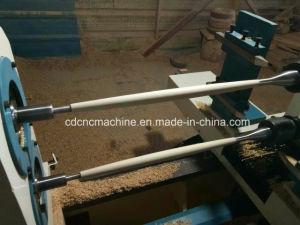 CNC Wood Lathe Machine CNC Wood Turning Lathe Multipurpose Wood Lathe For  Stair Railing/Baseball