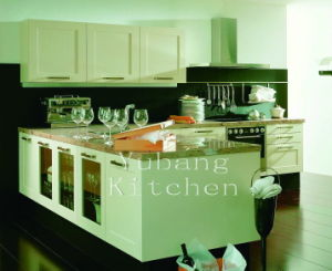 Wholesale Wooden Kitchen Cabinet (kitchen Furniture #M2012-29)