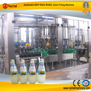 Automatic Yellow Peach Juice Bottling Machine pictures & photos