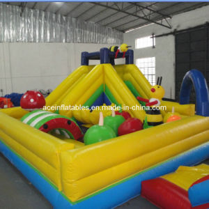 Honeybee Inflatable Castle