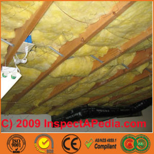 Poly Fiber Glass Wool Insulation pictures & photos