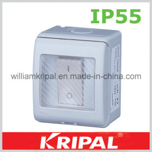 Dpst Waterproof Wall Socket pictures & photos