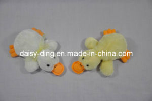Plush Lying Duck with Soft Material pictures & photos