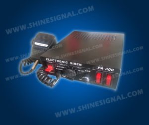 PA300 100W Emergency Car Alarm System Amplifier (CJB901) pictures & photos