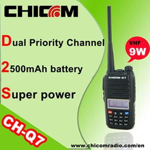 China 9W High Power Long Range 2 Way Radio Ham Radio (CH-Q7