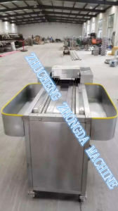 Feet Cutter of Chicken Slaughtering Equipment pictures & photos