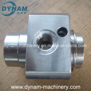OEM Precision CNC Machining Alloy Steel Hot Die Forging Parts Valve Block