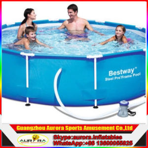 Hot Selling New Wholesale Family Rectangular Bracket Frame Pool Above Ground Swimming With