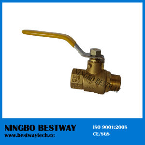 Male Female Thread Brass Gas Ball Valve (BW-B67) pictures & photos