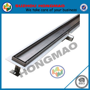 China Shower Channel Drain Cover Trench Cover Slot Drain