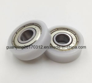 U Groove 608 Plastic Pulley Ball Bearing