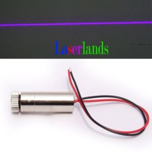 100mw 405nm Violet Blue Line Laser Light Laser Module