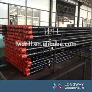 API Drill Pipe Used in Oil and Water Well Drilling