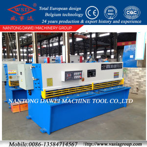 CNC Hydraulic Shearing Machines