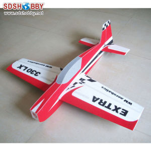 Wm 48inch Extra330lx Sepp Light Wood and EPP Combined with Reinforcement Structure Electric RC Model Airplane Arf Red & White & Black