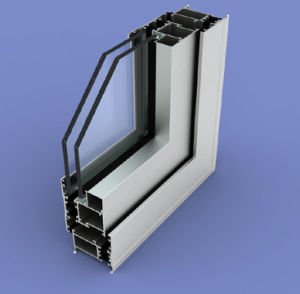 Aluminium Doors and Windows Frame pictures & photos