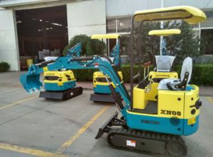 Hydraulic Mini Excavator with Price for Sale pictures & photos