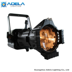 china 200w led profile light theater stage ad gobo etc fresnel light