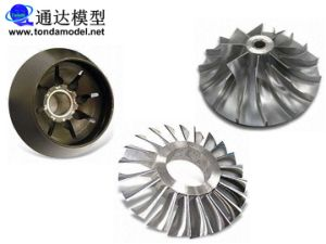 Auto Parts Made by CNC Turning Machined