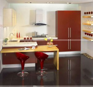 Wooden Furniture High Gloss UV MDF Board for Kitchen Cabinet