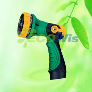 Thumb Control Hose Spray Nozzle 8 Pattern pictures & photos