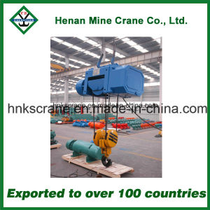 10 Ton Crane Wire Rope Electric Hoist pictures & photos