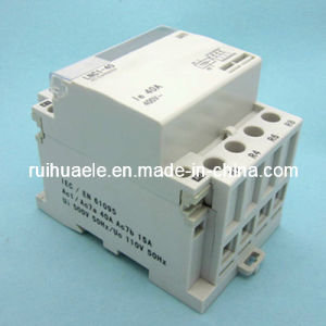 High Quality Household AC Contactor Lnc1-30 pictures & photos
