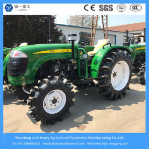 4WD Wheel Farming 40/48/55HP Mini/Agricultural/Compact/Small/Diesel Farm/Garden Tractor pictures & photos