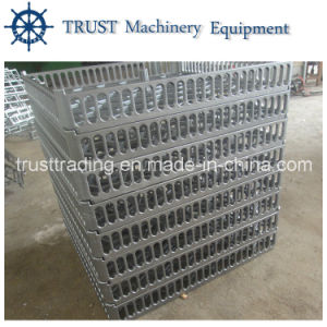 Investment Casting Heat Treatment Stacking Baskets for Furnace pictures & photos