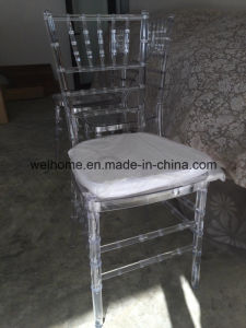 Clear Color Resin Chiavari Chair for Sale pictures & photos