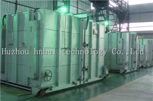 Customized 800 Kw Bell Type Resistance Furnace with Outside Cover