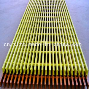 Pultruded Grating / Fiberglass Reinforced Plastic Putruded Grating pictures & photos