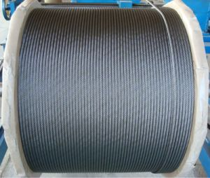 Non-Rotating Steel Wire Rope 18*19s+FC-Stainless Steel Wire pictures & photos