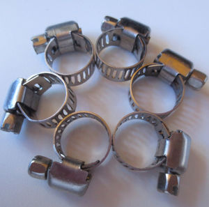 Worm Drive American Hose Clamps