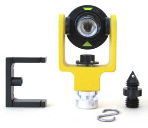 High Quality Mini Prism Set for Surveying Gp001b pictures & photos