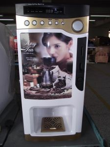 Small Popuar Coffee/Cafe Vending Machine pictures & photos