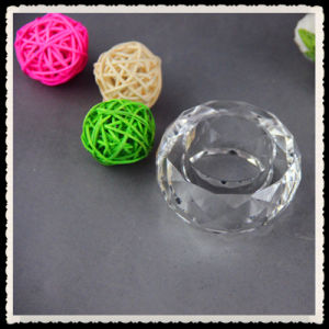 Crystal Napkin Ring for Restaurant Decoration