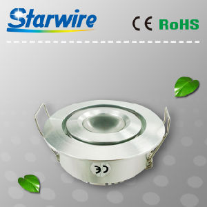 Dlr01-C3X High Power 3W LED Cabinet Downlight pictures & photos