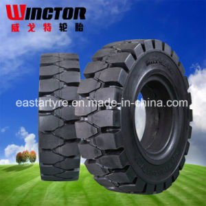 18X7-8 6.00-9 7.00-9 Qualified Forklift Tire pictures & photos